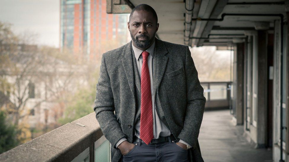 Luther Photo : BBC One